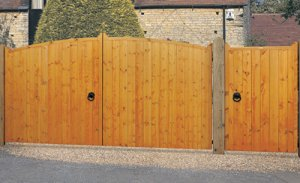 Picture of Wooden Gates